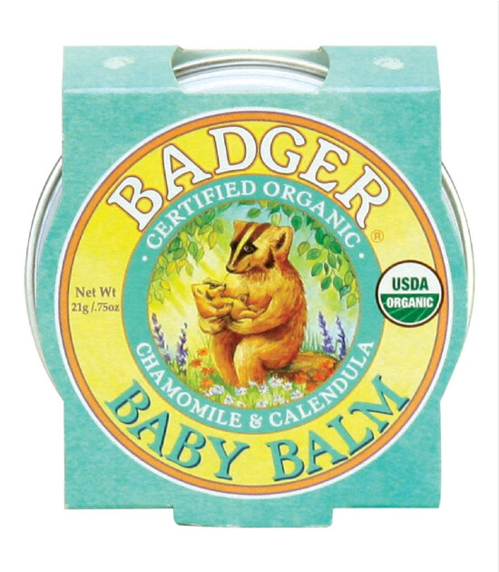 Badger Baby Balm / Bebek Balsamı 21gr