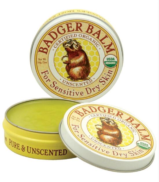 Badger Unscented Balm / Hassas Cilt Balm 56 gr