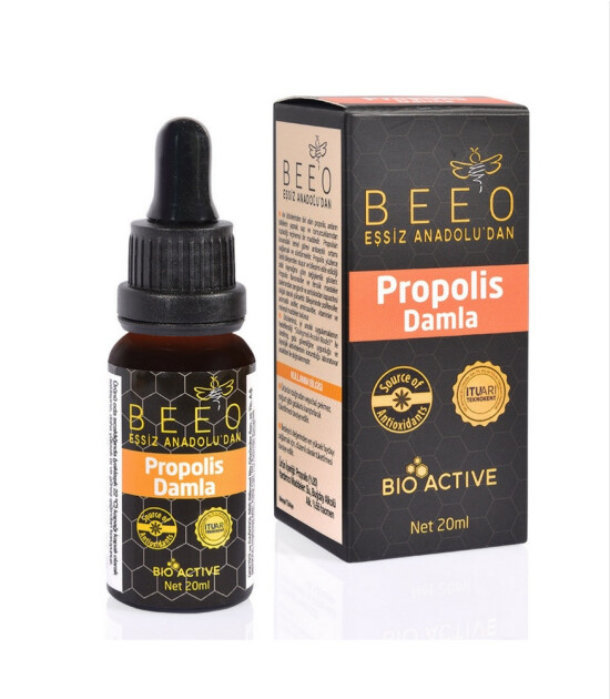 BEE'O Propolis Damla (20 ml)