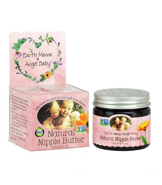 Earth Mama Angel Baby Happy Göğüs Ucu Kremi (60 ml)