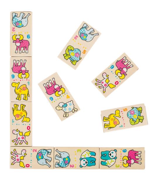 Goki Susibelle Domino (3 Yaş+)
