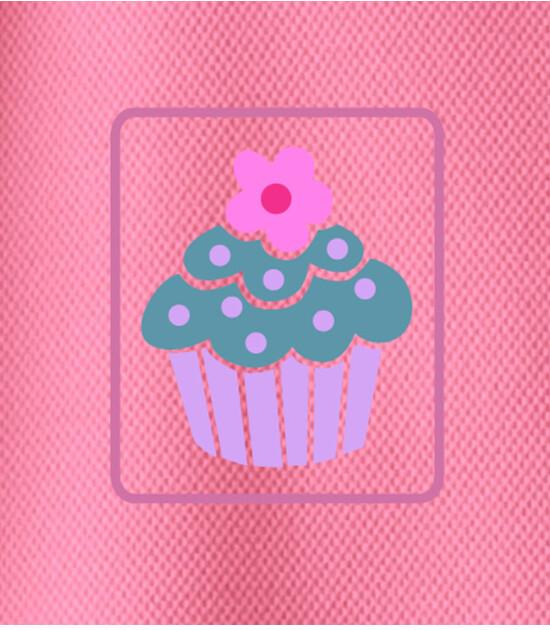 HALO® ComfortLuxe® Egzama Tulumu (Pembe Muffin)