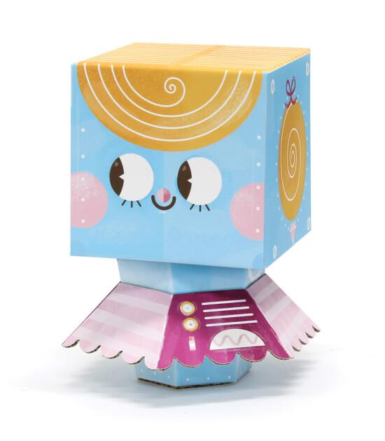 Krooom 3D Fold my Robot - Balerin