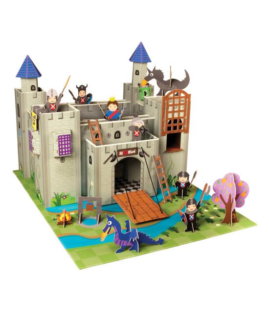 Krooom Oyun Alanı (Artur Şövalye Kalesi)
