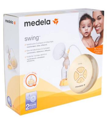 Medela Swing Süt Pompası (Calma Biberon Başlığı Hediye)