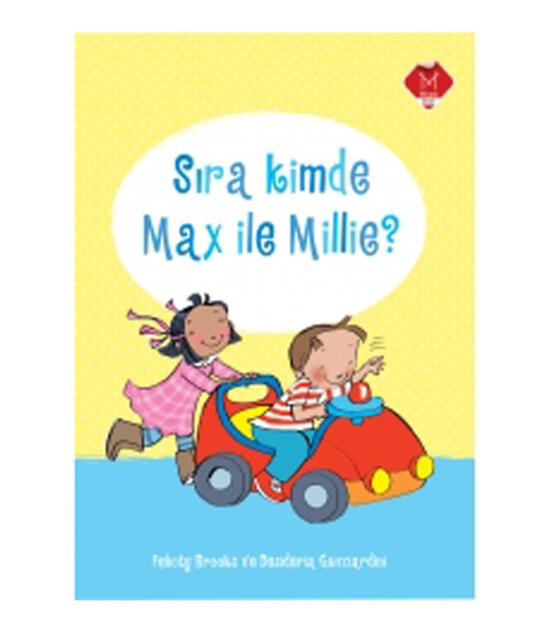 Mikado Yayınları Sıra Kimde (Max ile Millie)