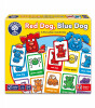 Orchard Toys Kırmızı Köpek Mavi Köpek Tombala