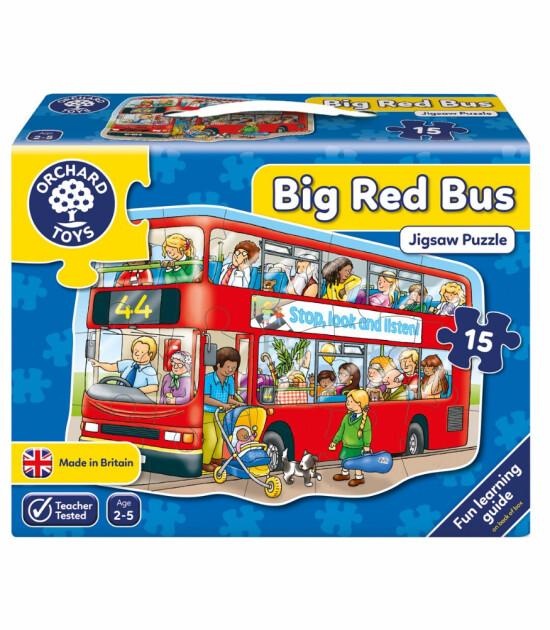 Orchard Toys Büyük Otobüs