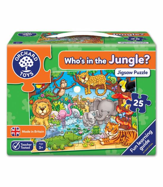Orchard Toys Ormanda Kimler Var? Puzzle