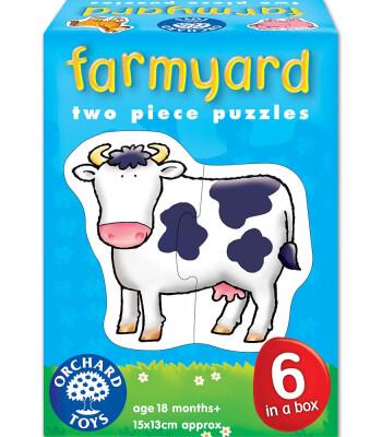 Orchard Toys Çiftlik Puzzle