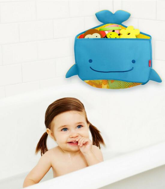 Skip Hop Moby Köşe Banyo Oyuncak Organizatörü