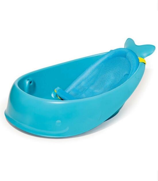 Skip Hop Moby 3 ü 1 Arada Akıllı Küvet (Mavi)