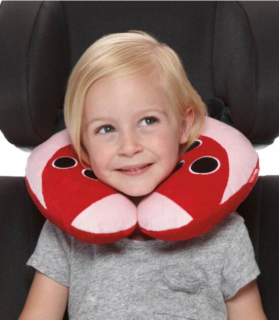 Skip Hop Zoo Seyahat Yastığı Uğur Böceği Keyif Bebesi Mini Mağaza