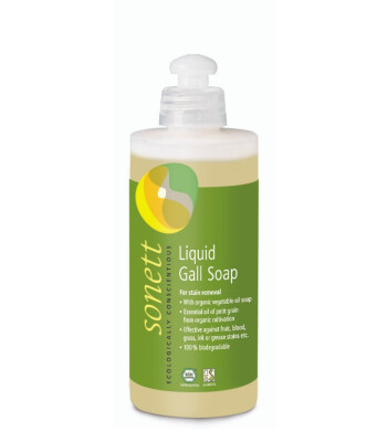 Sonett Organik Çamaşır Leke Çıkarıcı Sıvı Sabun - 300 ml