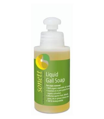 Sonett Organik Çamaşır Leke Çıkarıcı Sıvı Sabun - 120 ml