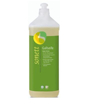 Sonett Organik Çamaşır Leke Çıkarıcı Sıvı Sabun - 1 lt