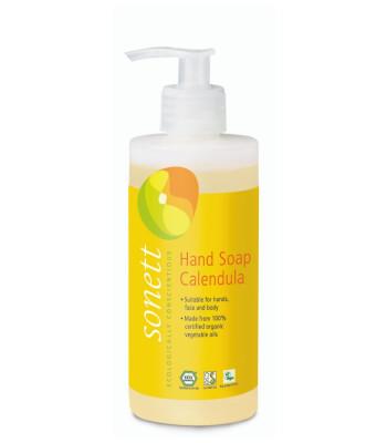 Sonett Organik Sıvı El Sabunu - Calendula (300 ml)