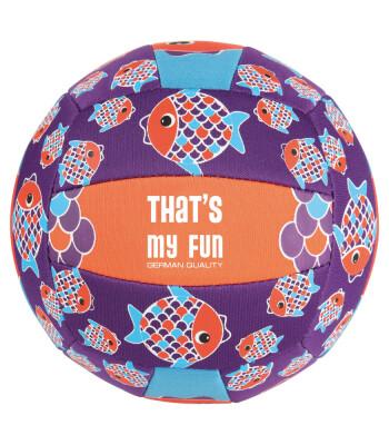 That's My Fun Plaj Topu - Boyut:3 (Balık)