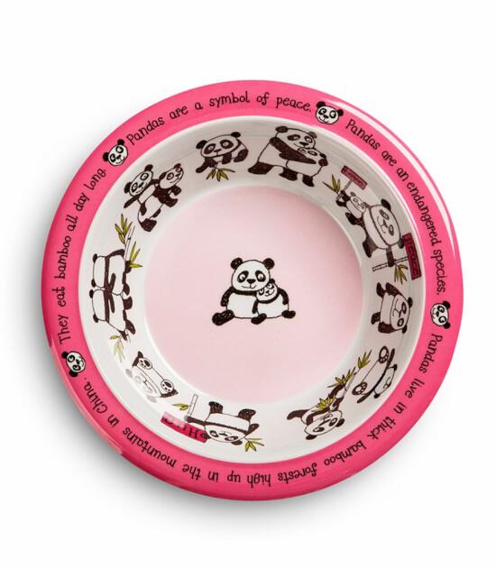 Tyrrell Katz Melamin Çocuk Yemek Kase // Panda