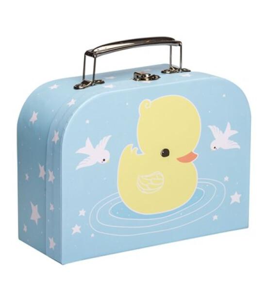 A Little Lovely Company Mini Bavul (Ördek)