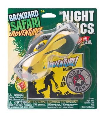 Backyard Safari Gece Görüş Gözlüğü