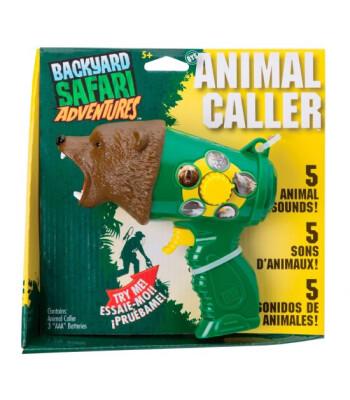 Backyard Safari Vahşi Hayvanları Çağırma Kiti