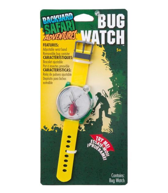 Backyard Safari Böcek Taşıma Saati
