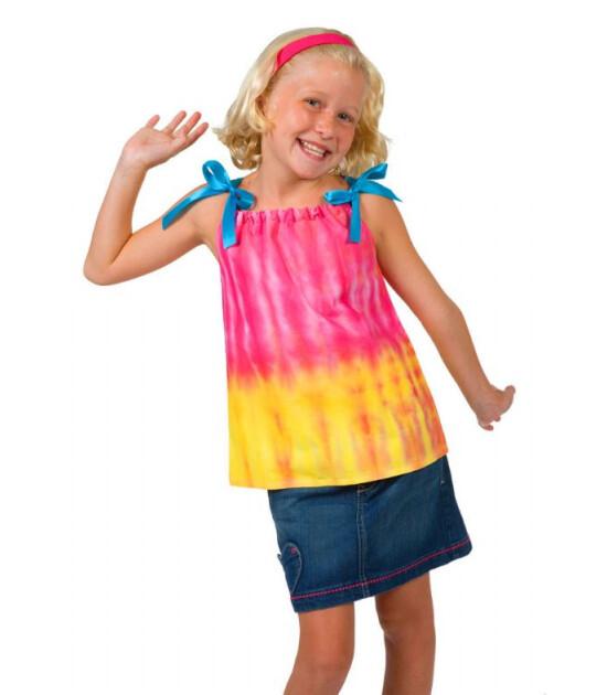 Alex Modanı Oluştur & Renkli Bluz