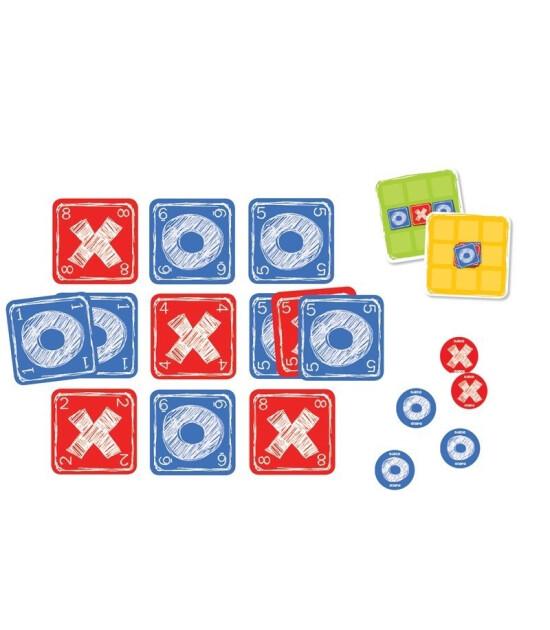 Djeco Kart Oyunu // Tic Tac Toe