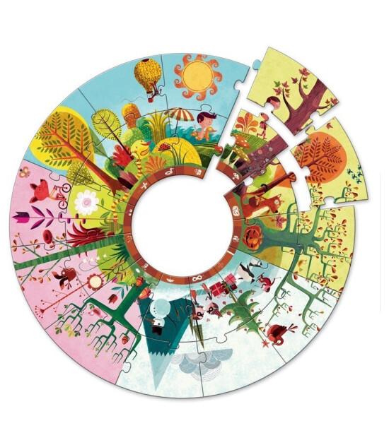 Djeco Circle Of The Seasons
