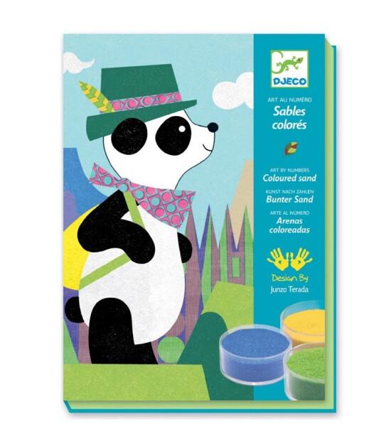 Djeco Panda And Friends
