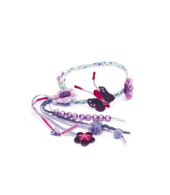 Djeco Hair Jewels Butterflies