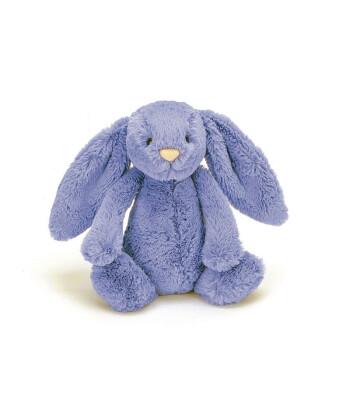 Jellycat Bashful Sümbül Mavisi Tavşan Küçük Boy
