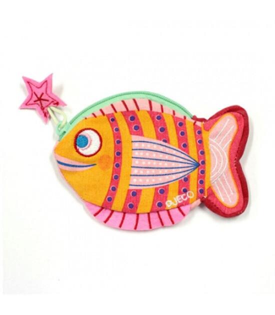 Djeco Purse - Tropical fish