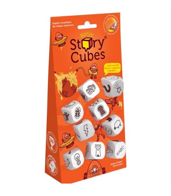 Asmodee Rory'nin Hikaye Küpleri - Klasik - Hediyelik (Rory's Story Cubes- Classic)