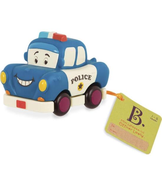 B.Toys Mini Police Car / İlk Polis Arabam