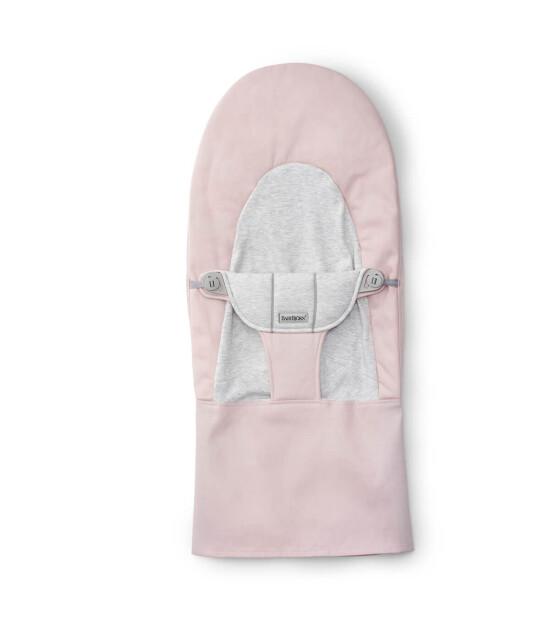 Babybjörn  Balance Soft Ana Kucağı Cotton Jersey / Light Pink Grey