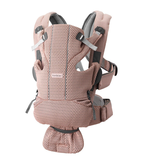 Babybjörn  Kanguru Move 3D Mesh / Dusty Pink