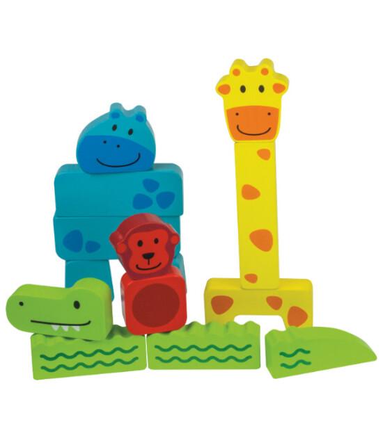 Beleduc Mini Hayvanlar Puzzle