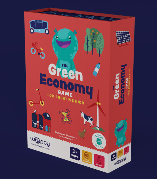 Brain Shop The Green Economy Game For Creative Kids