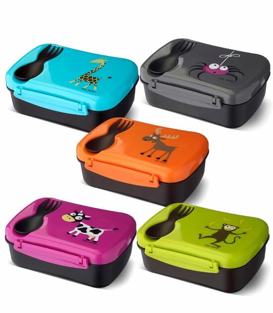 Carl Oscar N'ice Box Soğutuculu Beslenme Kutusu (Turkuaz)