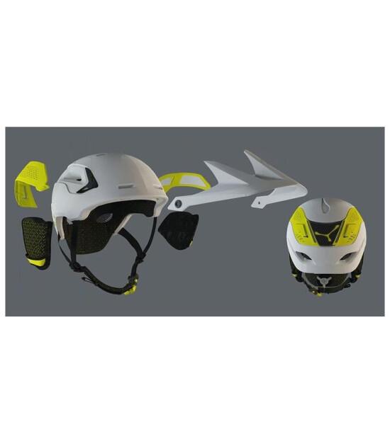 Cebe Trilogy Kayak Snowboard Kask 55 58Cm Siyah Cb1310Bt5558