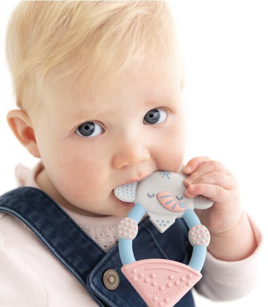 Cheeky Chompers Diş Kaşıyıcı // Fil Darcy