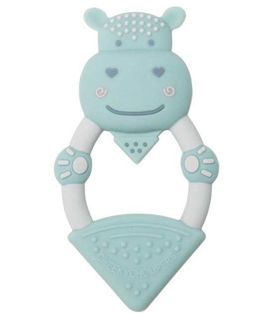 Cheeky Chompers Diş Kaşıyıcı // Hippo