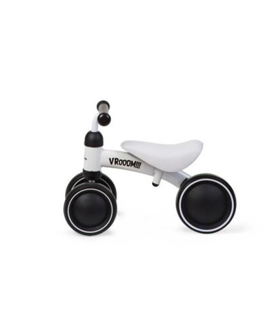ChildHome Vroom Bebek Bisikleti (Beyaz)