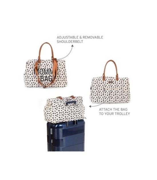 Childhome Mommy Bag Anne Bebek Bakım Çantası // Leopard