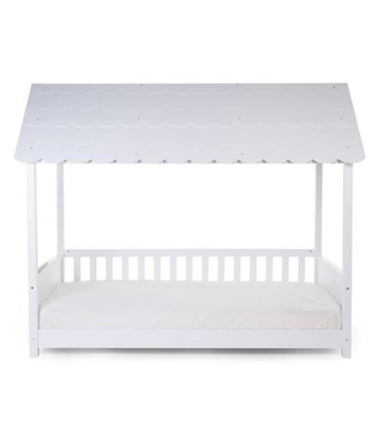 Childhome Rooftop Karyola (90x200 cm) // Beyaz