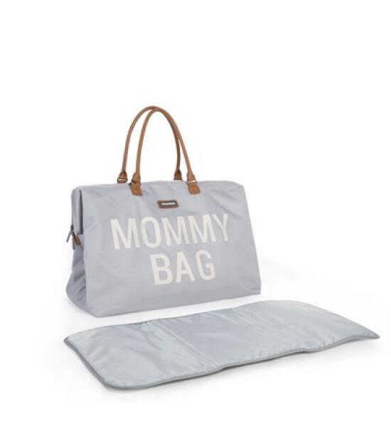 Childhome Mommy Bag Anne Bebek Bakım Çantası // Gri