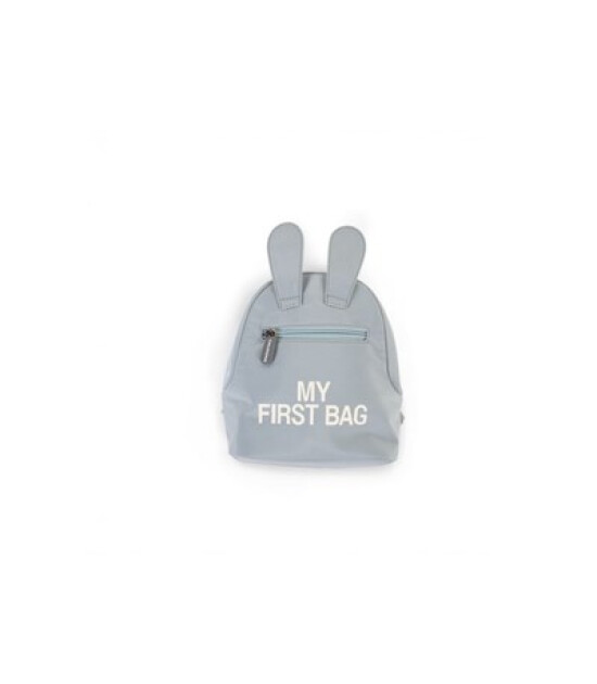 Childhome My First Bag Çocuk Sırt Çanta // Gri
