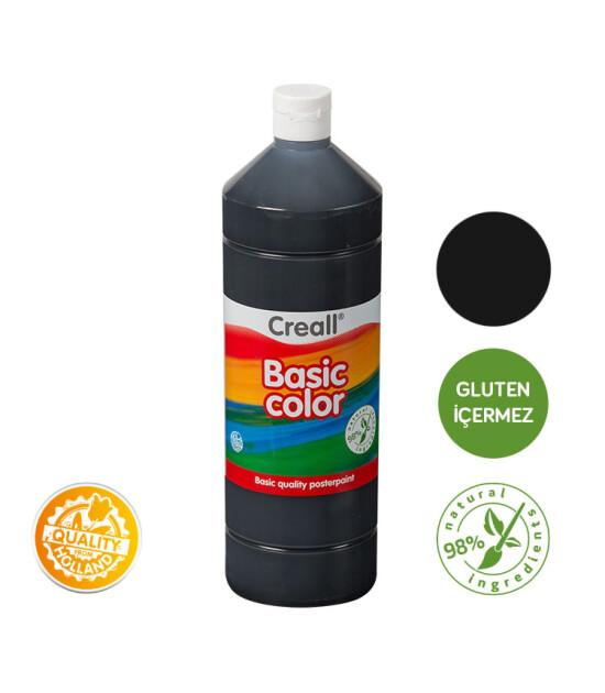 Creall Basic Color - Siyah 500ml.